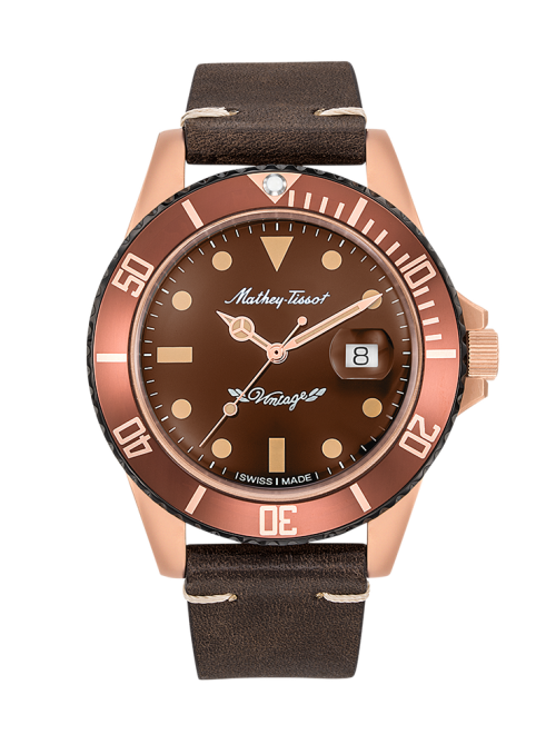 27e2f48cd8c Rolly Vintage Automatic Bronze